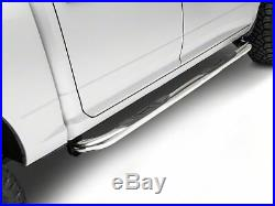 19-20 Chevy Silverado Sierra Crew Cab 1500 Stainless Side Steps Running Boards