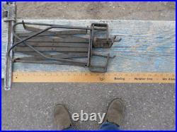 1920's-30's Running Board Luggage Rack Pontiac Cadillac Chevrolet Ford Buick DB