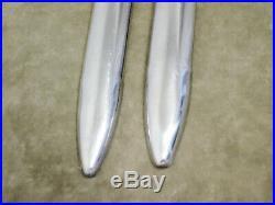 1934 Nash 8 Running Board Mouldings Molding Trim Vintage 30s 1933 1935 1936 NOS
