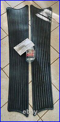 1935 36 Chevy Rubber Running Board Mats Includes Glue NEW
