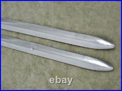 1937 1938 30s Chevrolet Chevy GM NOS Running Board Mouldings Trim Vintage Buick