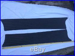 1937 1938 Chevrolet ORIGINAL running boards rubber mat