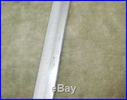 1939 Chevrolet Chevy Spear Running Board Trim Mouldings NOS 75 1/2 Vintage 30's