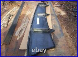 1940 Chevrolet Running Boards (all series all body styles)