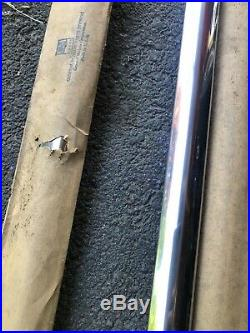 1940 Chevy Running Board Moldings Nos Gm Pair 3653728