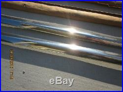 1940 Chevy Running Board Moulding Nos