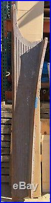 1941 1946 Chevy GMC truck RUNNING BOARD USED Drivers side metal 3 Quarter Ton
