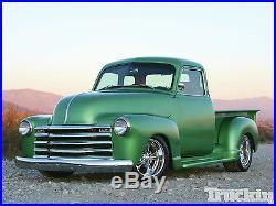 1947-54 Chevy/GMC Pickup Truck Running Boards