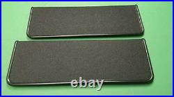 1947-55 Running Board Safety Treads Black with Non-Slip Finish Chevrolet & GMC