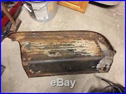 1955 1956 1957 1958 1959 Chevy & GMC Truck Longbed Original Running Boards