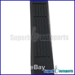 1995-1999 Chevy Tahoe Yukon 3 Nerf Bars Side Step Running Board Chrome