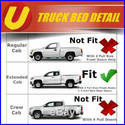 1999-2018 Chevy Silverado Extended/Double Cab 5 S. S Oval Nerf Bars Side Bars