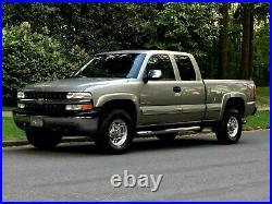 1999 Chevrolet Silverado 2500 LS 4X4 2500