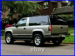 1999 Chevrolet Tahoe LS 4x4