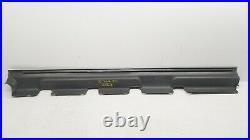 2001-2006 Chevrolet Tahoe GM Running Board Rocker Moulding Right Gray 15766366