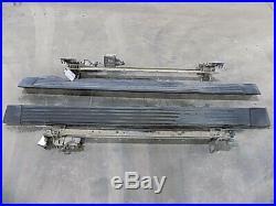 2007-2013 Chevrolet Avalance 1500 Pair Power Fold LH & RH Running Board OEM LKQ