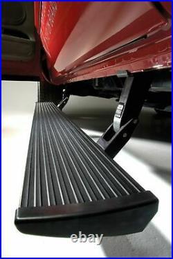 2014-19 Chevy Silverado 1500 AMP Power Side Steps Running Boards Plug & Play