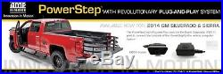 2015 Silverado Sierra 2500hd 3500 Amp Research Powerstep Running Board Steps