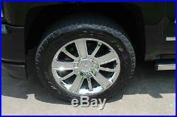 2017 Chevrolet Silverado 1500 High Country Crew Cab 4WD 6.2L V8