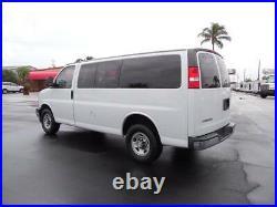 2018 Chevrolet Express LT 12 Passenger Van