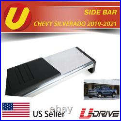 2019-2021 CHEVY Silverado 1500 Extended Cab New Model Side Steps Running Boards