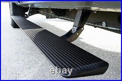 2020 Chevy Silverado 2500HD AMP Power Side Steps Running Board + Plug & Play Kit