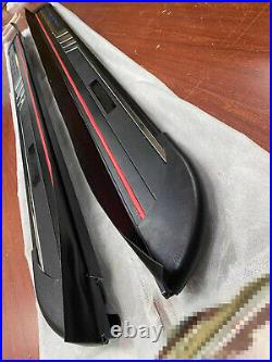 2Pcs Fits For Chevy Chevrolet Tahoe 2021 2022 Side Step Running Board Nerf Bar