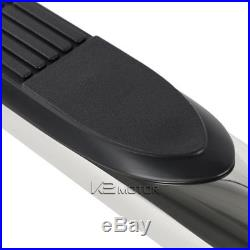 3 2002-2013 Avalanche 00-18 Suburban 4dr Side Step Nerf Bars Running Boards SS