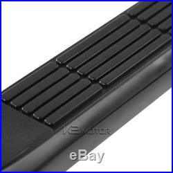 3 2002-2013 Avalanche 2000-2019 Suburban 4dr Side Step Nerf Bars Running Boards