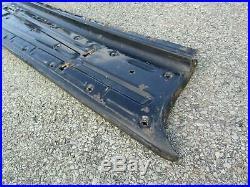37 38 Chevy 1937 1938 Chevrolet Nice Orig GM LH Drivers Side Steel Running Board