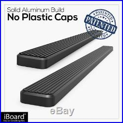 4 Running Boards Nerf Bars 04-12 Chevy/GMC Colorado/Canyon Extended Cab