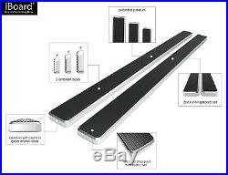 4 iBoard Running Boards Nerf Bars Fit 05-09 Chevy Equinox