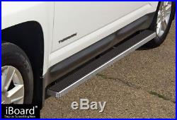 4 iBoard Running Boards Nerf Bars Fit 10-17 Chevy/GMC Equinox/Terrain