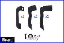 5 iBoard Running Boards Nerf Bars 00-18 Chevy Avalanche/Suburban/GMC Yukon XL