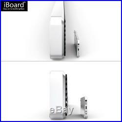 5 iBoard Running Boards Nerf Bars 99-13 Chevy Silverado/GMC Sierra Double Cab