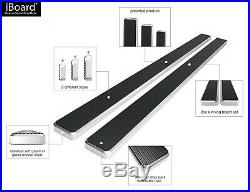 5 iBoard Running Boards Nerf Bars Fit 00-14 Chevy/GMC Suburban 3/4 TON