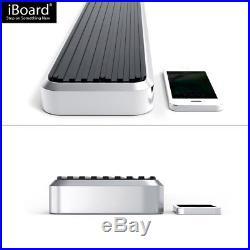 5 iBoard Running Boards Nerf Bars Fit 10-17 Chevy/GMC Equinox/Terrain