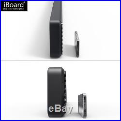 5 iBoard Running Boards Nerf Bars Fit 15-18 Chevy Colorado GMC Canyon Crew Cab