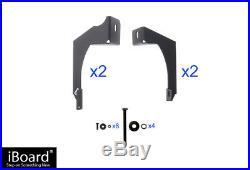 5 iBoard Running Boards Nerf Bars Fit 88-98 Chevy/GMC C/K Pickup Regular Cab