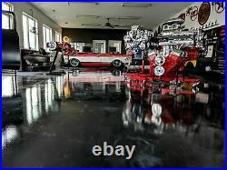 54-55 Chevy/GMC Truck LH & RH Side Running Board Bed Filler Panels Pair