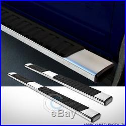 6 Aluminum Side Step Rail Running Board 15-18 19 Chevy Tahoe/gmc Yukon