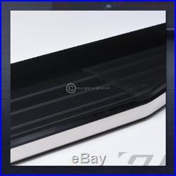 6 Hd Aluminum Chrome Trim Side Step Rail Running Boards Vp 2009-2018 Traverse