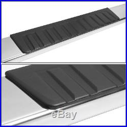 6 OE Style Step Bar Running Board for Silverado Sierra Regular Cab 2-Door 07-19