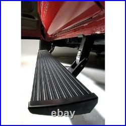 AMP PowerStep Automaic Running Boards 99-07 Chevy 2500 3500 EC CC With Light Kit