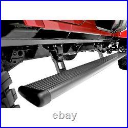 AMP PowerStep Automaic Running Boards 99-07 Silverado 1500 EC CC With Light Kit