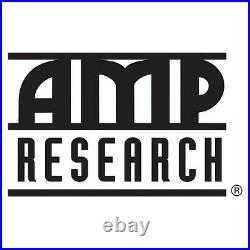 AMP PowerStep XL Plug & Play Running Boards 2019-2020 GMC Sierra 1500 CrewCab