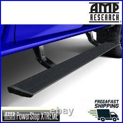AMP PowerStep Xtreme Plug N Play Running Boards 2019-2021 Silverado Sierra 1500