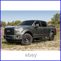 AMP PowerStep Xtreme PlugNPlay Running Boards 2017-2019 Ford F250 F350 SD