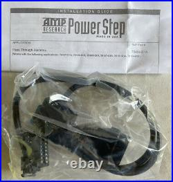 AMP Research 76404-01A Running Board Wiring Harness for Chevy Silverado GMC