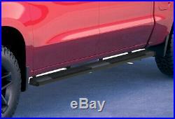 APS Black Running Boards For 2019-2020 Chevy Silverado GMC Sierra 1500